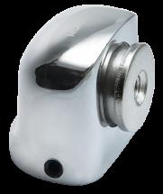 Модель Дверной ограничитель MDS-2 SN белый никель