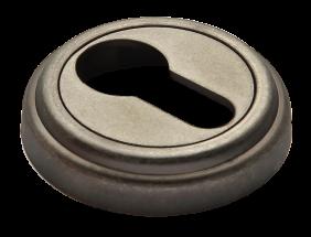 Модель Накладки на ключевой цилиндр MH-KH-CLASSIC OMS старое античное серебро