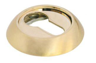 Модель Накладки на ключевой цилиндр MH-KH SG/GP Матовое золото/золото