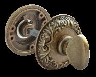 Завертка сантехническая RAP-CLASSIC WC OMB старая античная бронза
