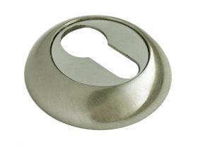 Модель Накладка на ключевой цилиндр RAP KH SN/CP Белый никель/хром